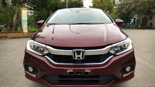Honda city 2018 tự động