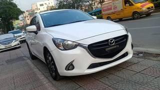 Mazda 2 2016 trắng ngọc trinh