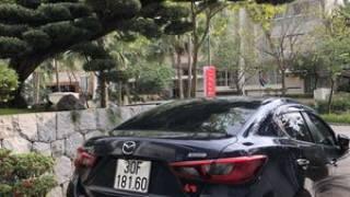 Mazda 2 sedan fun nội thất