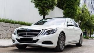 Mercedes benz s class 2016