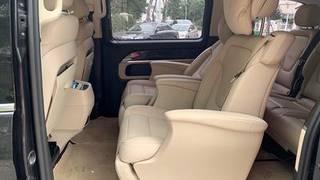 Mercedes benz v250 ghế thương gia , tủ lạnh