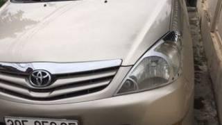 Toyota innova 2010 số sàn