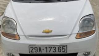 Chevrolet spark 2011 số sàn xe đẹp