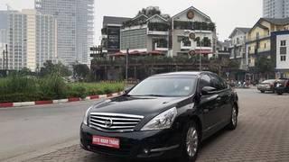 Nissan teana 2.0 at 2010, nhập khẩu nguyên chiếc