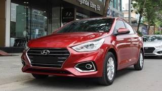 Hyundai accent 2020  tgóp chỉ từ 100tr, htrợ grab