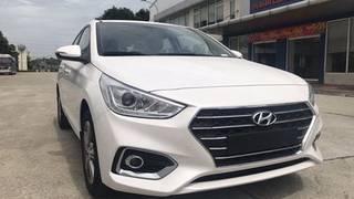 Hyundai accent  đủ màu giảm 50 thuế  trả góp 85