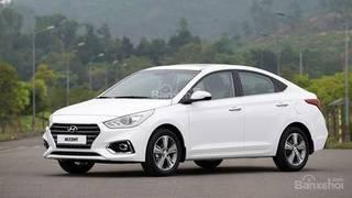 Hyundai accent 2020   trả góp 85   xe giao ngay