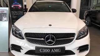Mercedes benz c300 hỗ trợ trước bạ 100