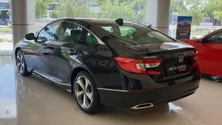 Honda accord  ưu đãi hấp dẫn trong tháng.