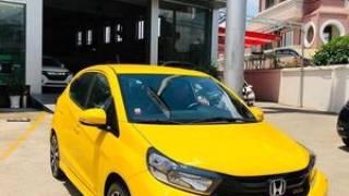 Bán xe honda brio 2020 nhập khẩu nguyên chiếc mới