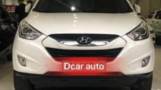 Hyundai tucson 2014 tự động