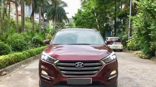 Hyundai tucson 2018 2.0 đỏ đặc biệt, odo 22.000km