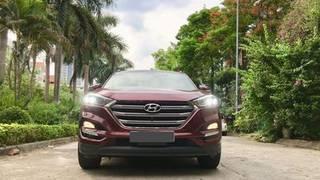 Hyundai tucson 2018 tự động