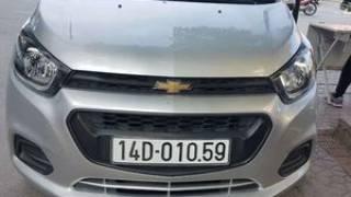 Chevrolet spark 2018 số sàn cần tiền bán gấp
