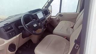 Ford transit 2019,số sàn,bản đủ, màu trắng,mới 99