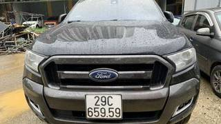 Ford ranger wildtrak 3.2 sx 2016 đky t10/2016 syn3
