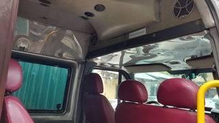Ford transit 2010 số sàn tải  van chỗ 940kg