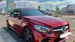 Mercedes benz c class 2019 tự động còn mới cứng
