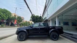 Ford ranger raptor offroad đủ màu   ranger bán tải