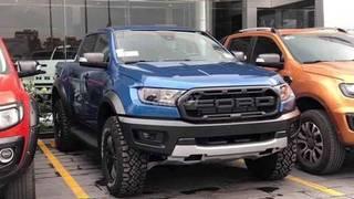 Ford ranger 2020     ưu đãi lớn trong tháng này