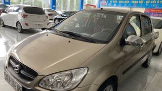 Hyundai getz 2010 nhập khẩu