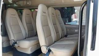 Bán xe ford transit luxury 2015