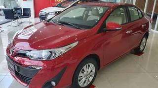 Toyota vios đà nẵng giảm giá siêu khủng