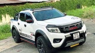 Nissan navara vl pre 4x4 2018 at fulloption