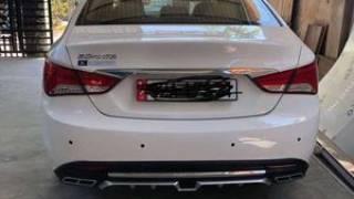 Hyundai sonata 2012 tự động