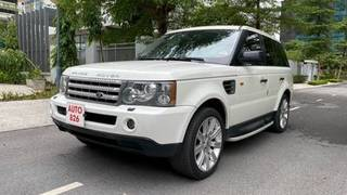 Landrover sport supercharged