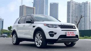Landrover discovery sport hse 2016