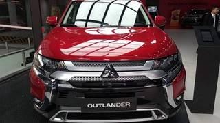 Outlander 2020   sẵn màu   sẵn xe