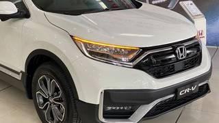 Honda crv 2020 mới, khuyến mại tiền mặt   phụ kiện