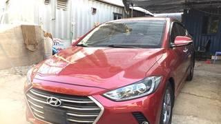 Hyundai elantra 2017 số sàn
