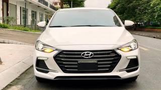 Hyundai elantra 1.6at sport sx 2018 biển tp