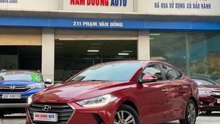 Hyundai elantra 2016 1.6 gls siêu mới vừa về