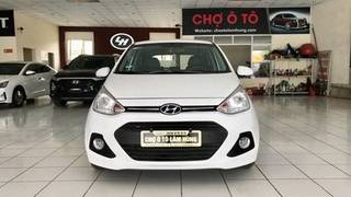 Hyundai grand i10 1.25at model 2016 tự động