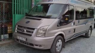 Ford transit 2012 số sàn 16chô
