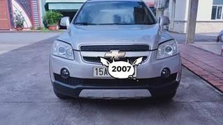Chevrolet captiva 2007 tự động