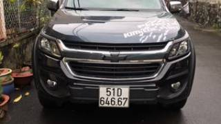 Chevrolet colorado highcountry  2019 tự động