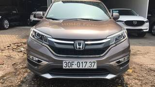 Honda crv 2.0 at 2016