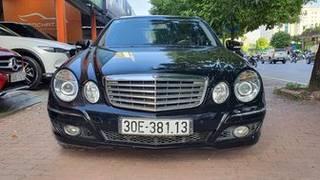 Mercedes benz e280 sx 2007 đk 2008
