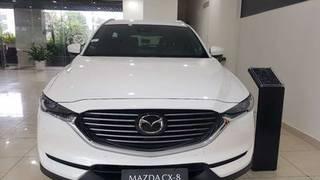 Mazda cx 8 chạy thuế cuối năm với nhiều ưu đãi lớn