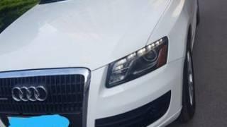 Audi q5 2010 tự động