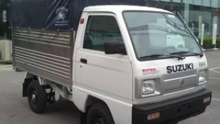 Suzuki carry truck 5 tạ, giá tốt, nhiều khuyến mại
