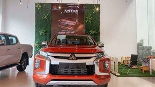 Mitsubishi triton 4x2 mivec 2020 15k