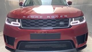 Bán range rover sport 7 chổ chính hãng vừa về cảng