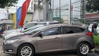 Ford focus 2017. chính chủ bán. hỗ trợ vay 70