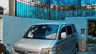 Suzuki apv 2008 số sàn nhập indo