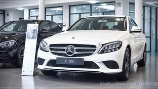 Mercedes benz c180   giảm 100 thuế trước bạ